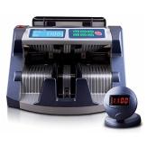 AccuBANKER AB 1100 PLUS UV/MG bankjegyszámláló