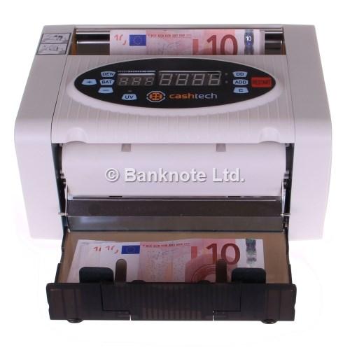 3-Cashtech 340 A UV  bankjegyszámláló