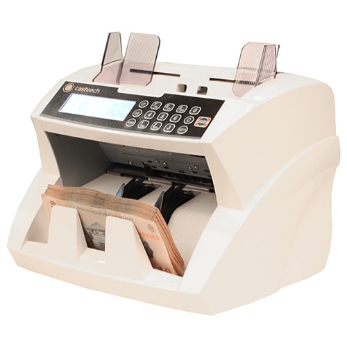 2-Cashtech 3500 UV/MG bankjegyszámláló