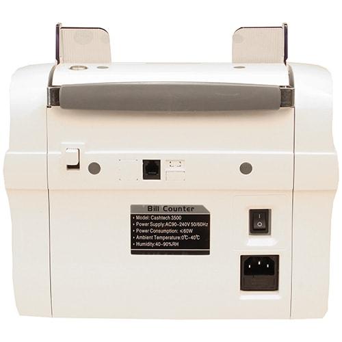 3-Cashtech 3500 UV/MG bankjegyszámláló