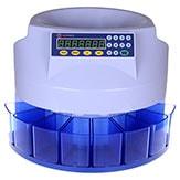 Cashtech 360 PLN érmeszámláló