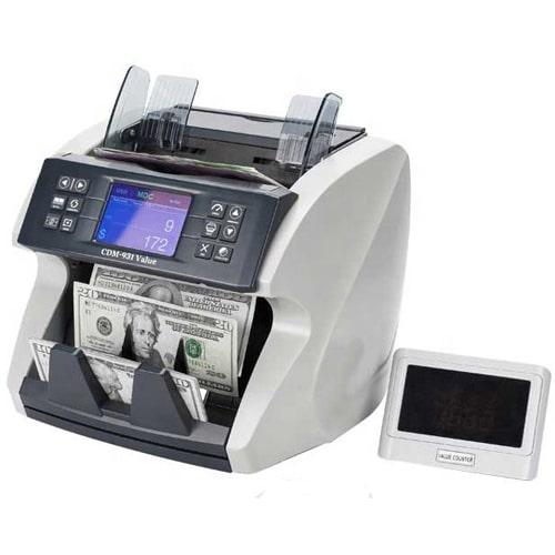 2-Cashtech 9000 bankjegyszámláló